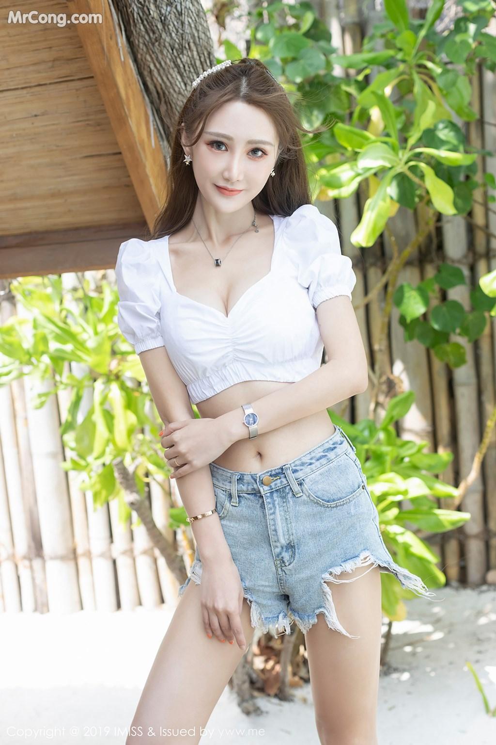 Image IMISS-Vol.326-Yu-Wei-Vivian-MrCong.com-001 in post IMISS Vol.326: Người mẫu Yu Wei (妤薇Vivian) (26 ảnh)