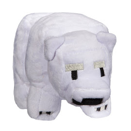 Minecraft Spin Master Polar Bear Plush