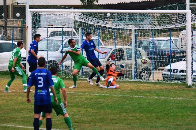 4-2 Ο Αργοναύτης με τον Ατρόμητο Παναριτίου για το κύπελλο Αργολίδας
