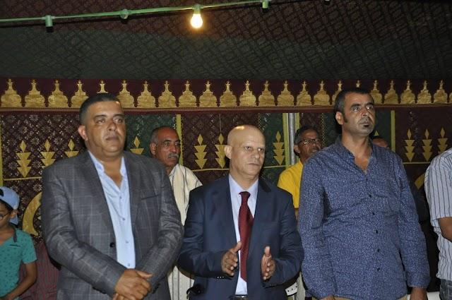 تغطية القناة الثانية للحفل الإفتتاحي للمهرجان السياحي والثقافي بجماعة سيدي رحال الشاطئ