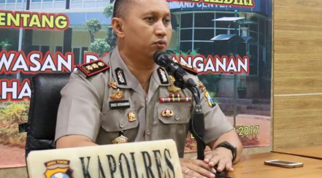 Kapolres Kediri Terseret Pungli SIM, 13 Polisi Ditangkap