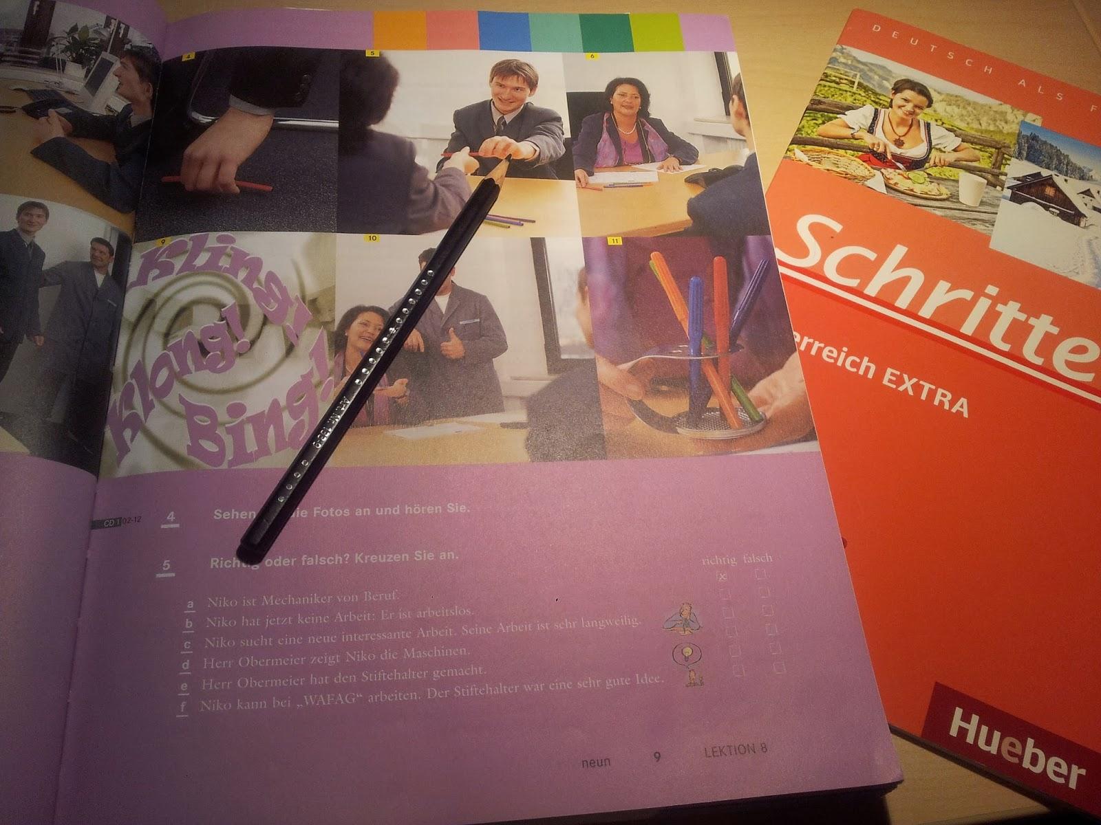 Schritte plus 2 Kursburch + Arbeitsbuch Niveau A1/2 (Hueber)