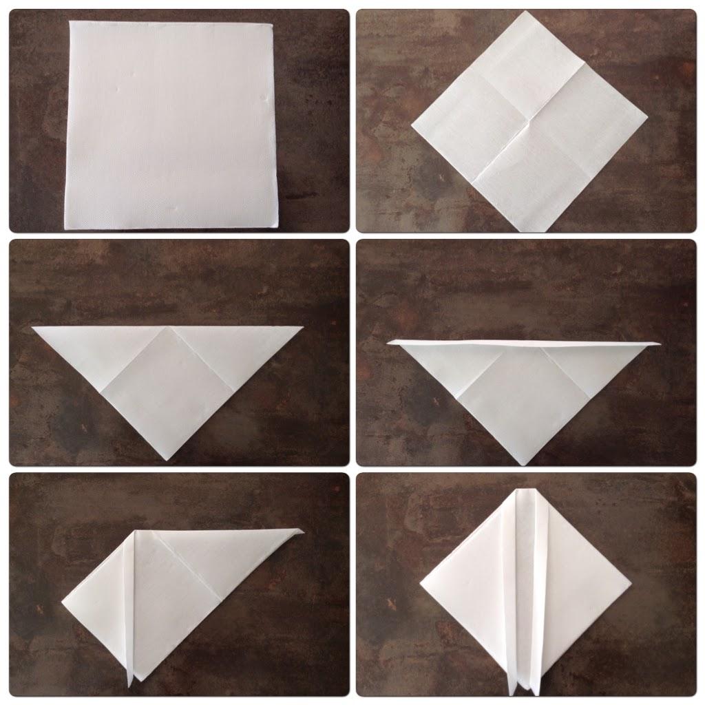 Pliage De Serviette En Papier Facile Costume