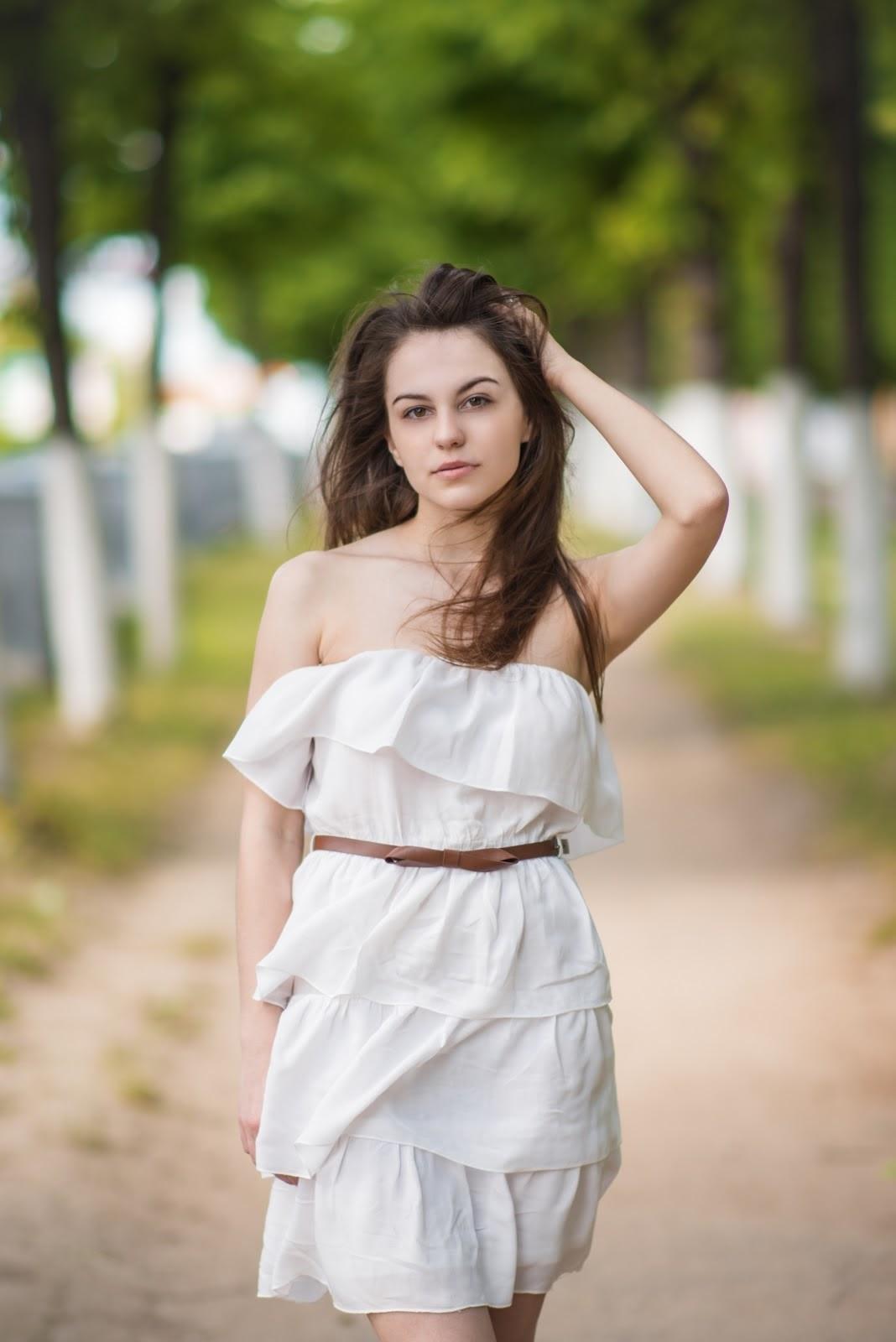 Ольга. Летний фотопортрет.