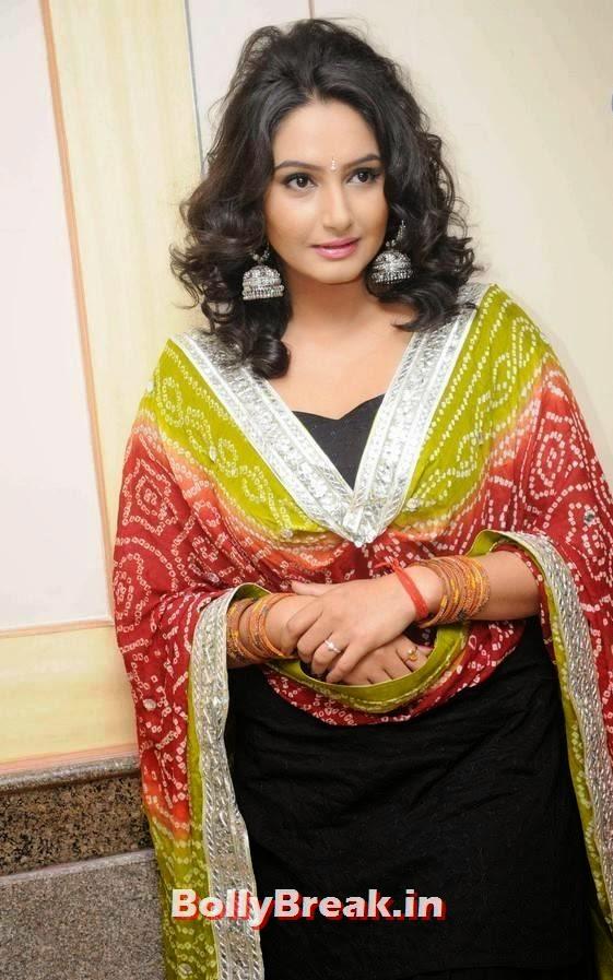 , Ragini Dwivedi Latest Hot Photos in Punjabi Suit