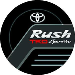 Cover Ban/ Sarung Ban Mobil Serep Toyota Rush No.28
