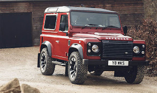 Land Rover revives the legendary V8 Defender!
