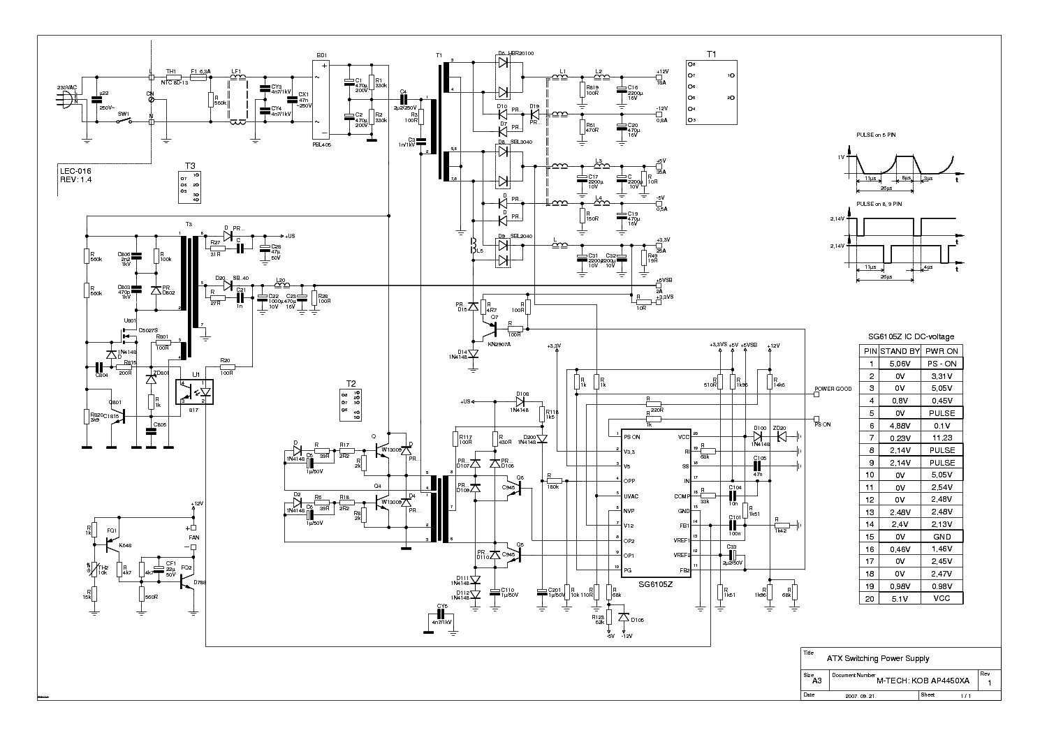 hight resolution of atx power supply schematic w jpg similiar atx power supply wiring diagram keywords 1489 x 1053