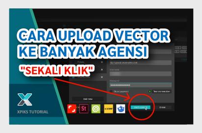 Cara Upload Vector Ke Berbagai Agensi Sekaligus Dengan Sekali Klik Surtan Id