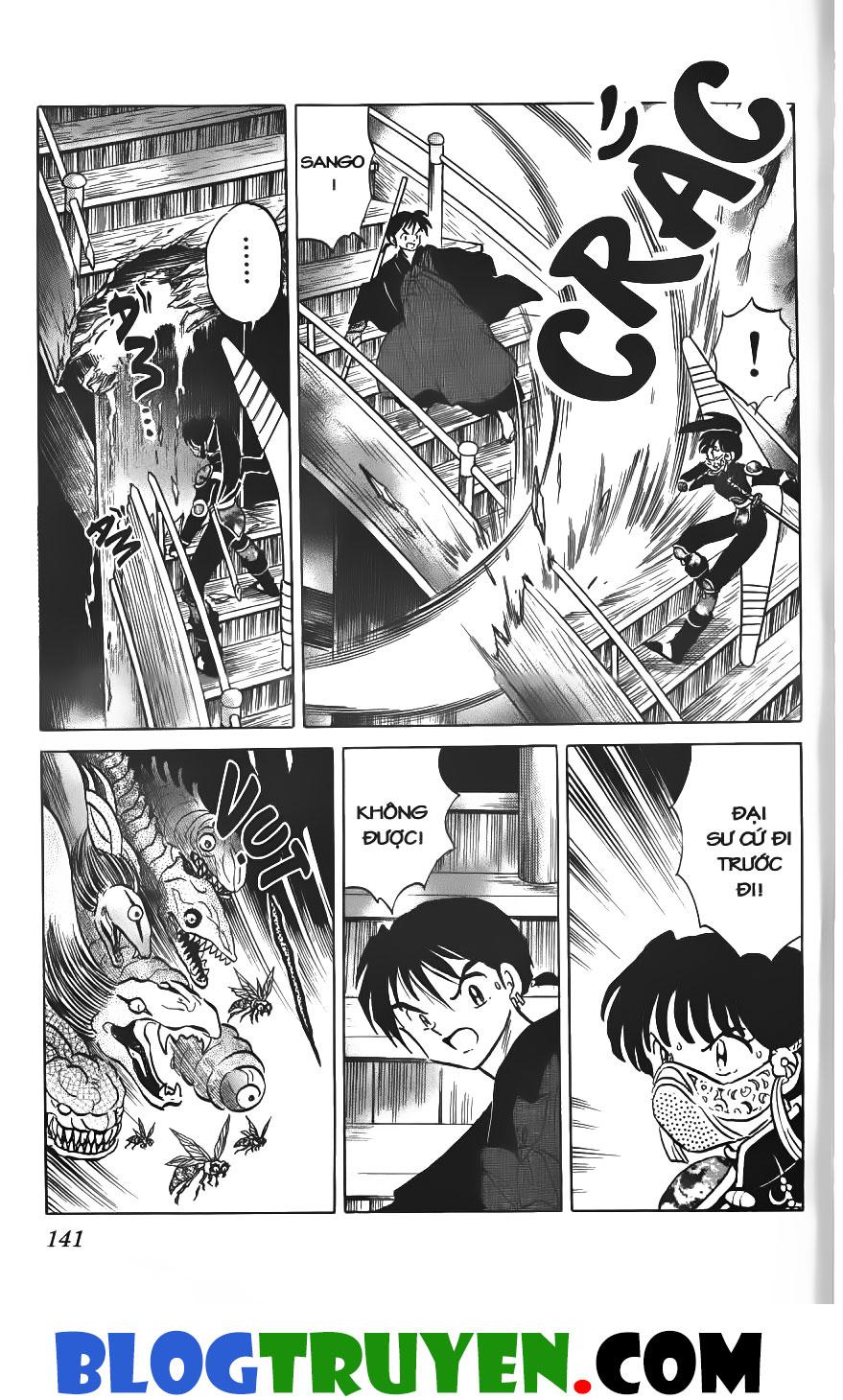 Inuyasha vol 27.8 trang 10