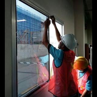 kaca film apartemen Cipondoh Tangerang