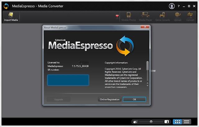 mediaespresso gadget