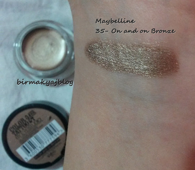 Maybelline - 35 On and on Bronze