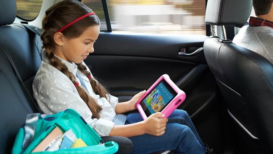 Muere una niña el golpearse la cabeza con una tablet.