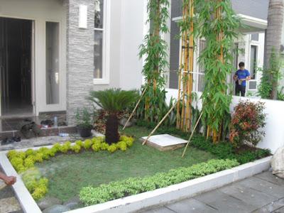 Jasa Tukang Taman Surabaya Model Taman