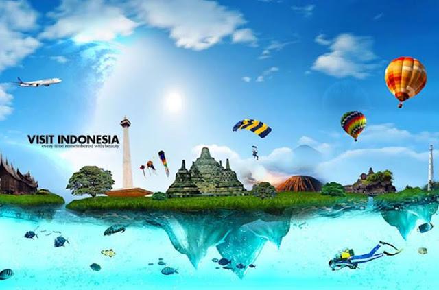 Lima Fakta Yang Akan Kamu Temukan Ketika Traveling di Indonesia