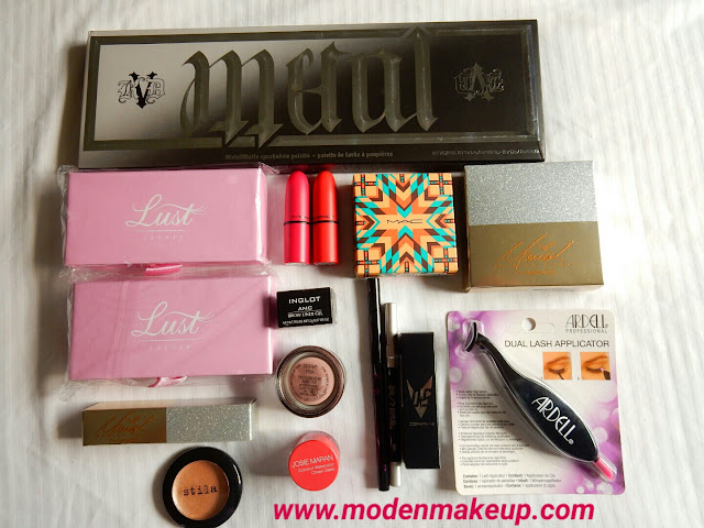Team Moden 200k Views Giveaway Prize A - www.modenmakeup.com