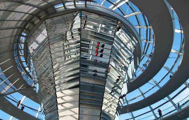 Cúpula cristal Reichstag
