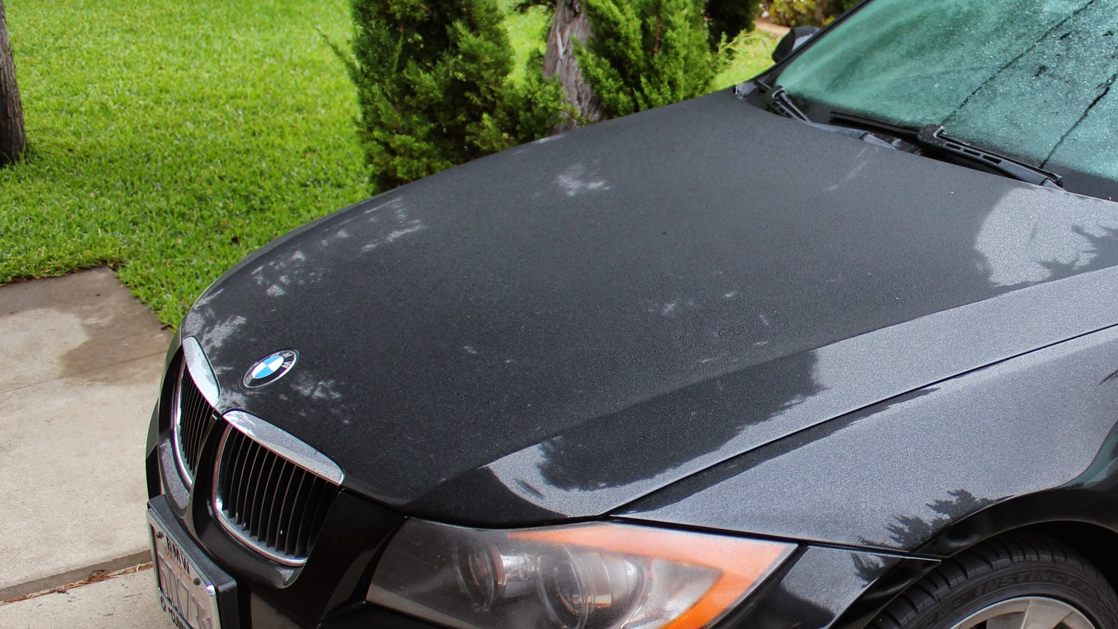 Welcome to my Blog BMW stories and more Rough start BMW 330i