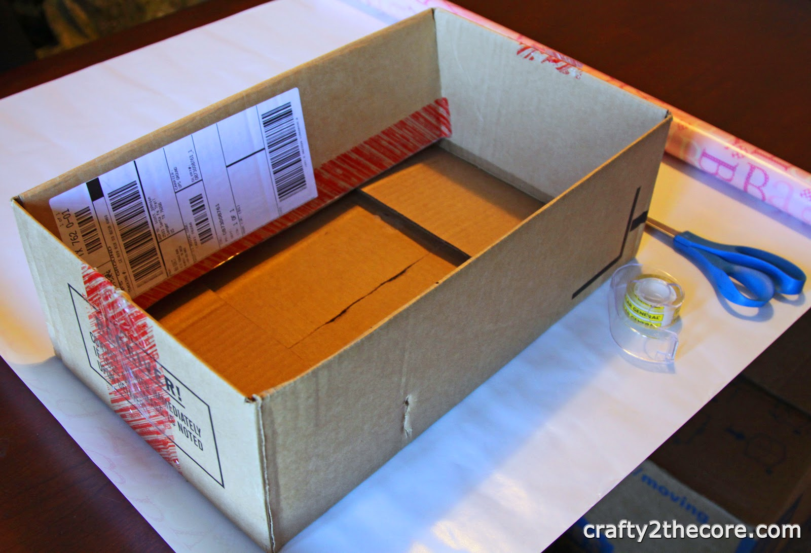 Meal Box Gift Idea Crafty 2 The Core