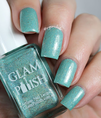 Glam Polish Glacier Bay