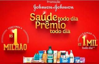 Cadastrar Promoção Hipoglós Amêndoas 2018 Johnson e Johnson 1 Milhão Reais