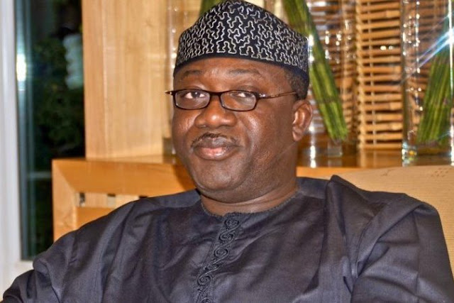 Ekiti Guber Election: Ekiti PDP criticizes Fayemi for saying no LG should have more than 200 staff