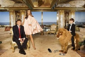 Inside President-Elect Trump's Inner Golden Rooms