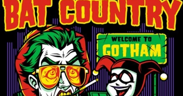 Fear And Loathing In Las Vegas Wallpaper Quote Bat Blog Batman Toys And Collectibles The Joker And