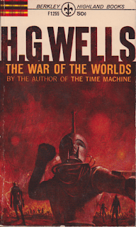 The War of the Worlds by H.G. Wells Download Free Ebook