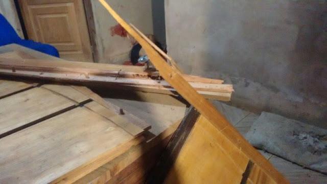 Marceneiro é brutalmente executado com 11 facadas em Ariquemes