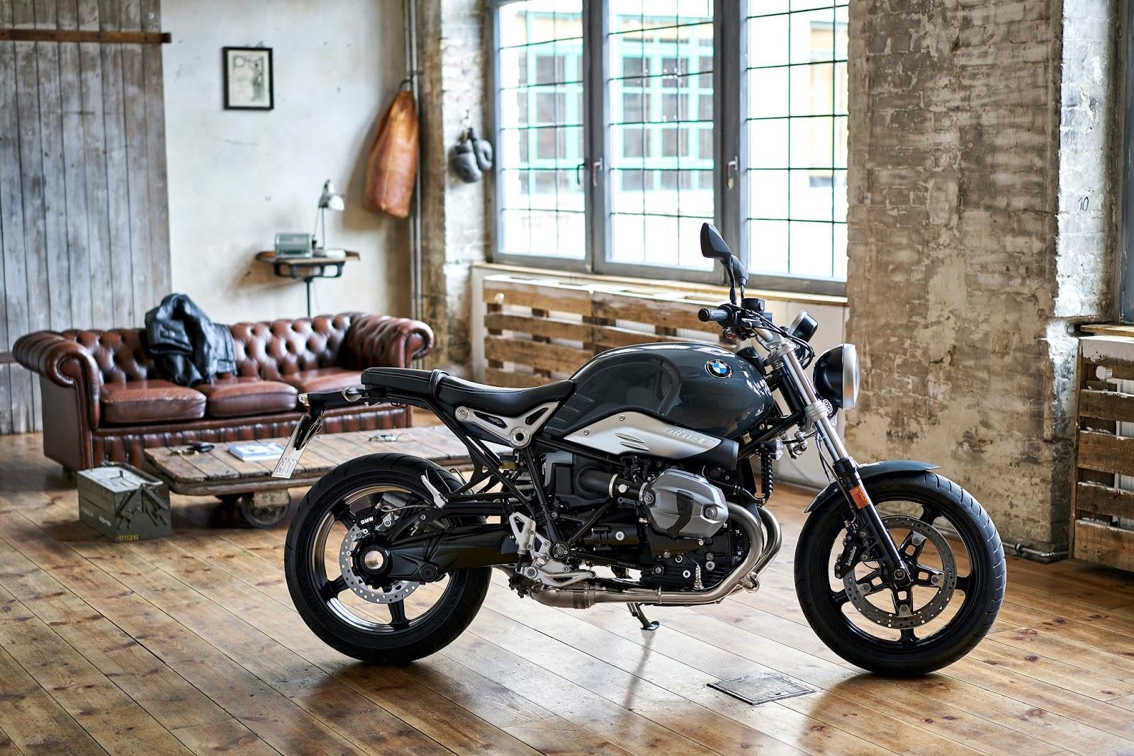 bmw motorrad uk meet the r ninet pure. Black Bedroom Furniture Sets. Home Design Ideas