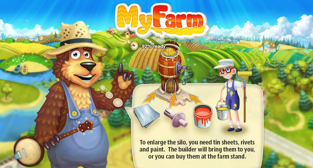 My Farm game review | Online Games
