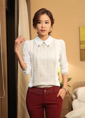 Blusas de moda juveniles