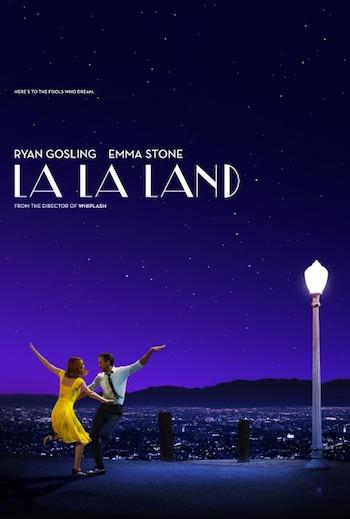La La Land 2016 DVDScr x264 850MB