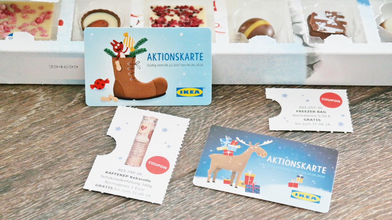 Ikea Adventskalender Annashines Beautyblog Ikea Adventskalender 2017
