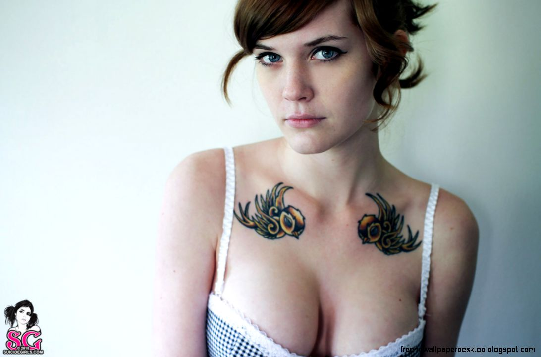 suicide girls free photos