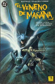 batman y green arrow