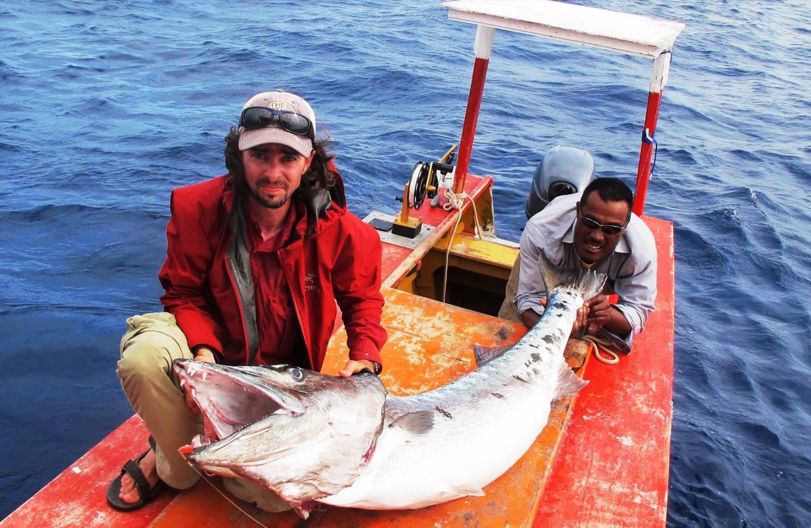 International Fishing News Christmas Island World Record -5771