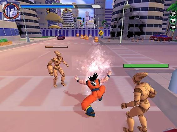 Freekasoftwares: Dragon Ball Z Sagas Full Pc Game Free ...