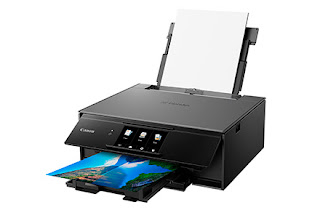 Canon PIXMA TS9170 Printer Drivers & Software Support for Windows, Mac OS X and Linux