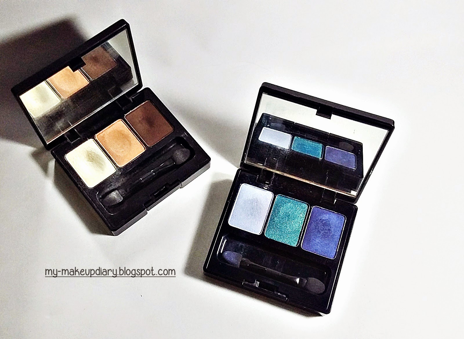 "Review: Make Over Eyeshadow ""Enchanting Nude Spell"