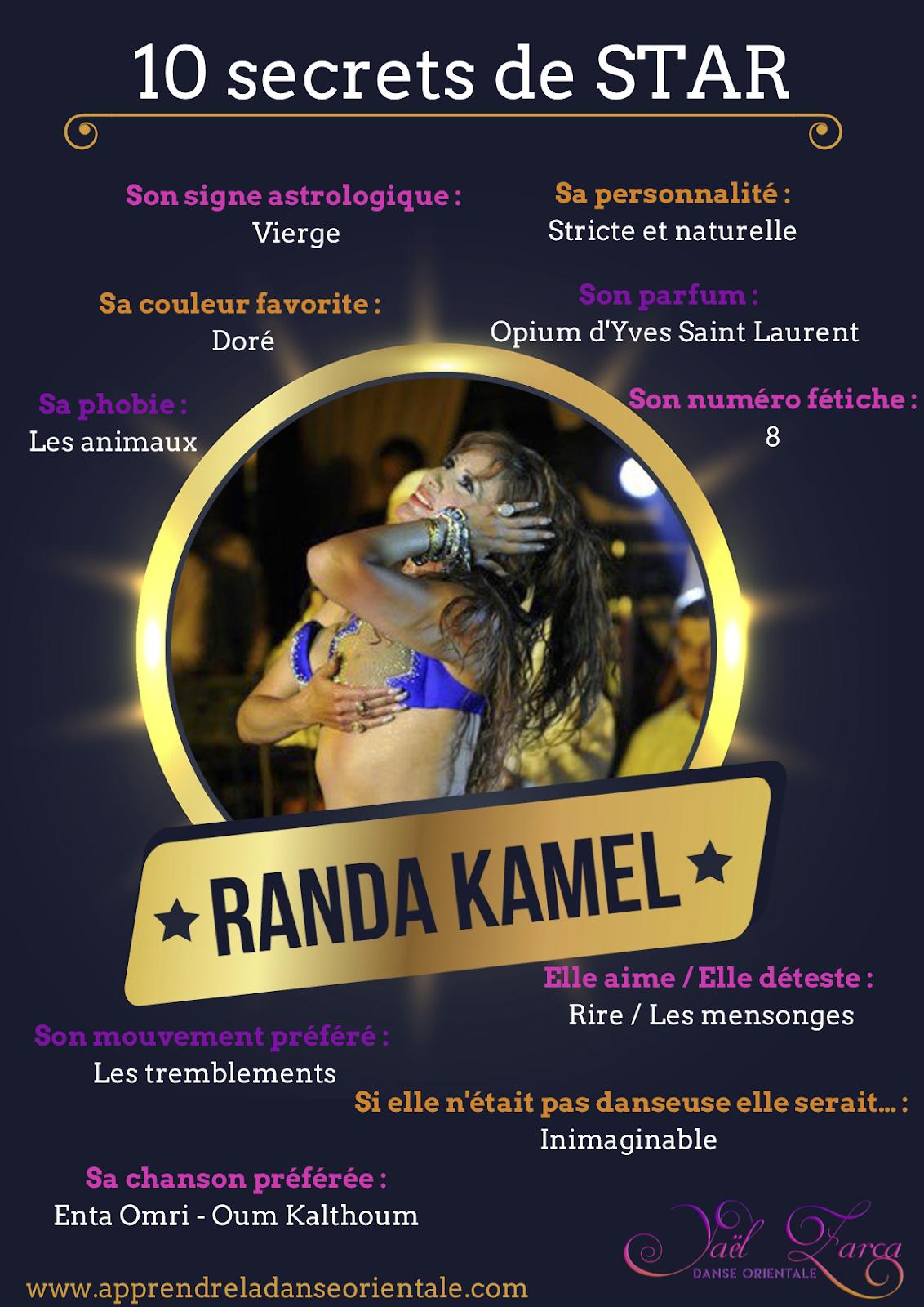 interview Randa Kamel
