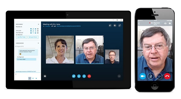 Microsoft releases free HD video conferencing tool Skype Meetings for small businesses