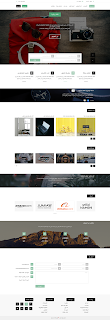 Store PSD Template
