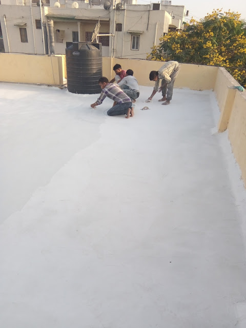 Water Proofing Contractors for Terrace