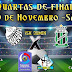 VÁRZEA DA ROÇA / Último jogo das quartas de finais do 1°campeonato regional de várzea da roça acontece hoje (10)