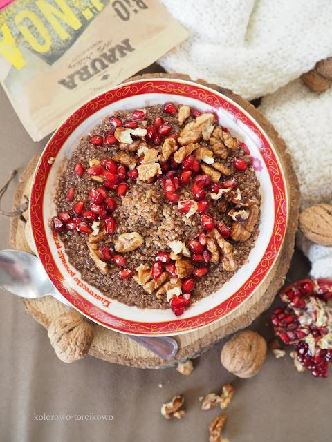 quinoa czekoladowa