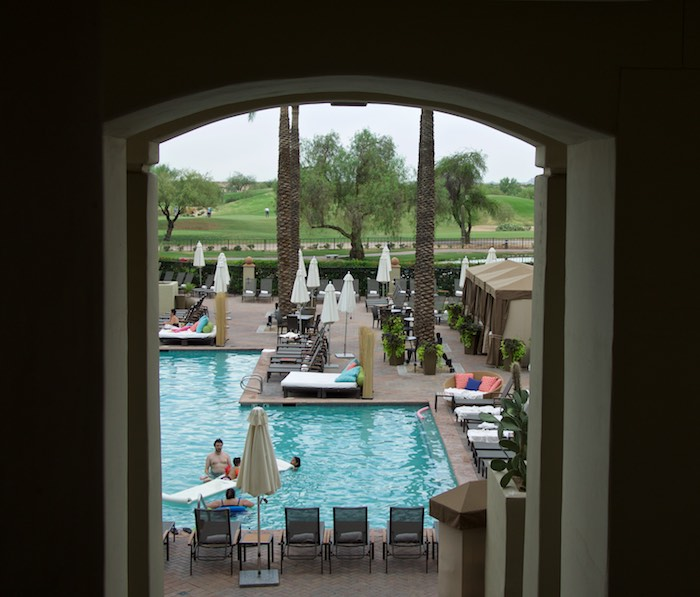 You Can Read More About The Group Here Our First Two Nights Were Hosted At Luxurious Fairmont Scottsdale Princess Which Sits On 65 Scenic Acres Of