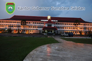 Kantor Gub Sumsel